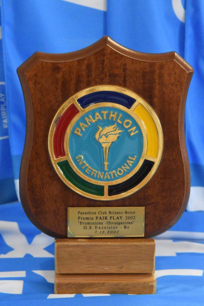 Premio Panathlon 2002