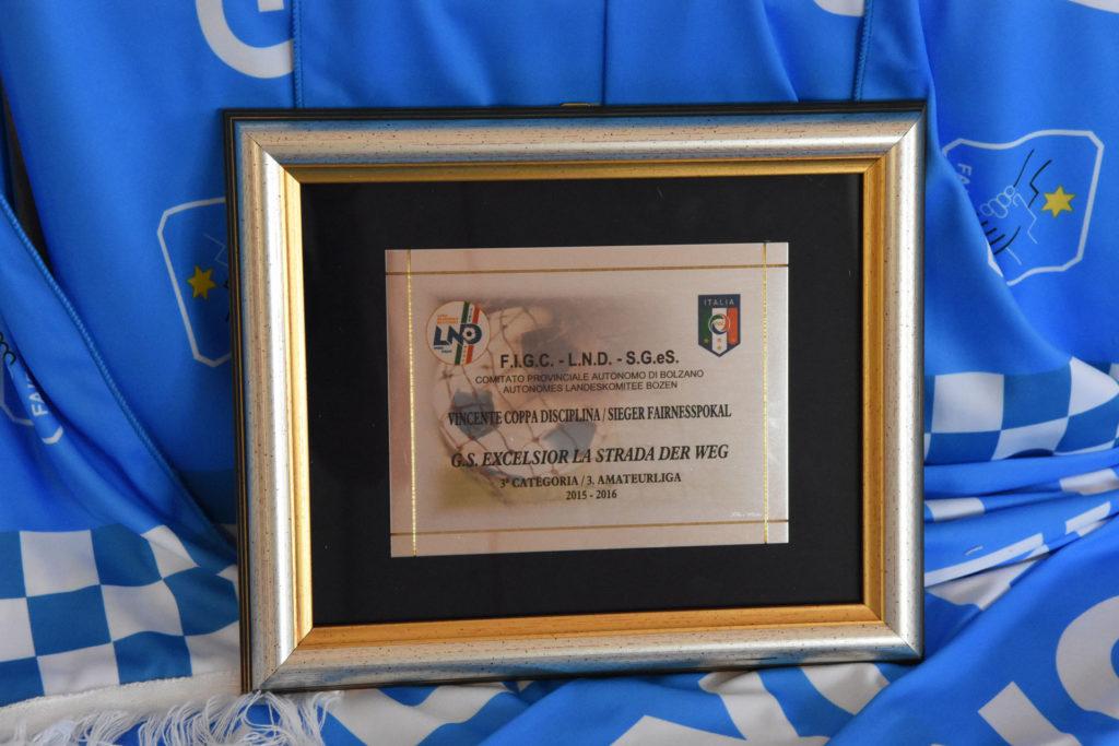 Coppa disciplina 2015-2016