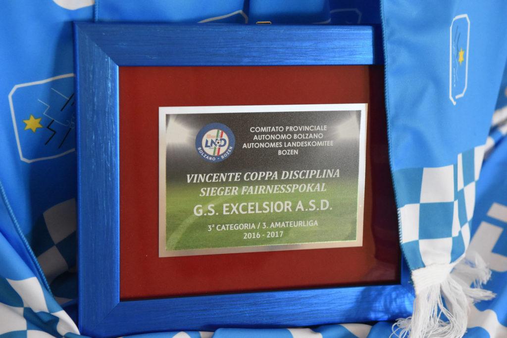 Coppa disciplina 2016-2017