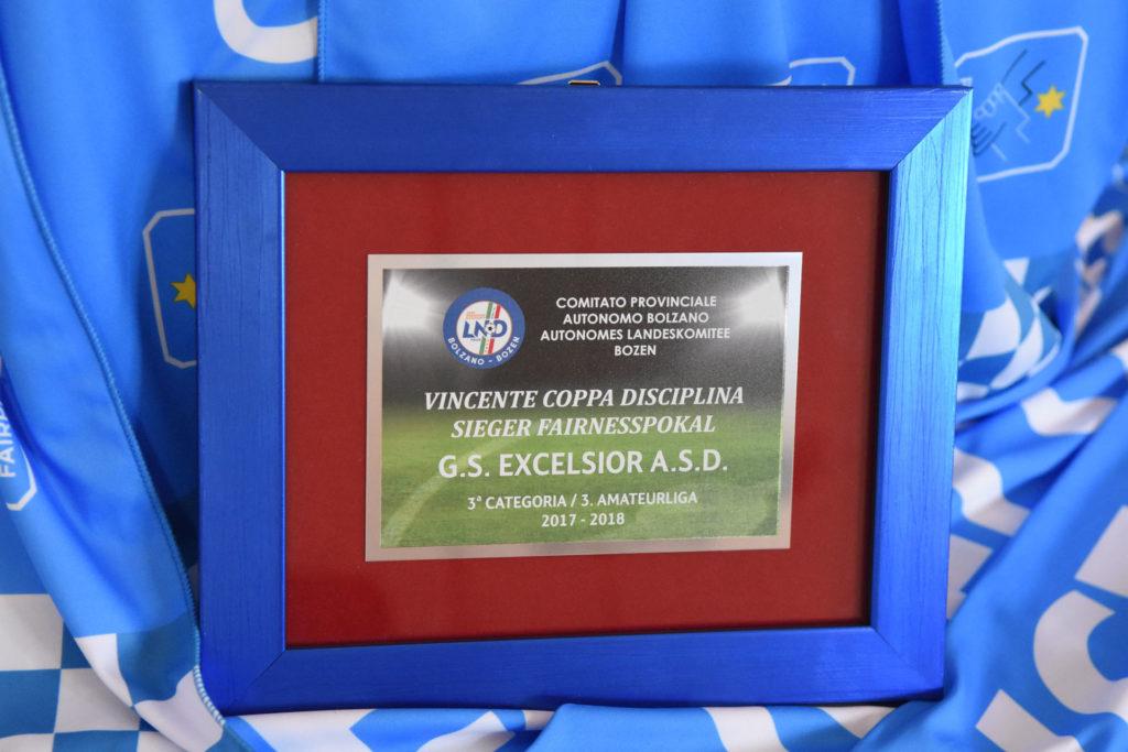 Coppa disciplina 2017-2018