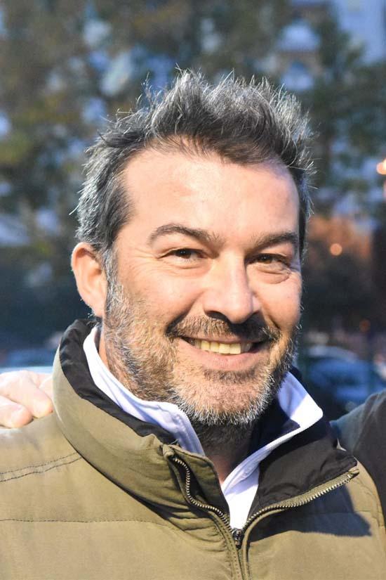 """Stefano Petrera  """"Pedro"""" - allenatore/Trainer"""