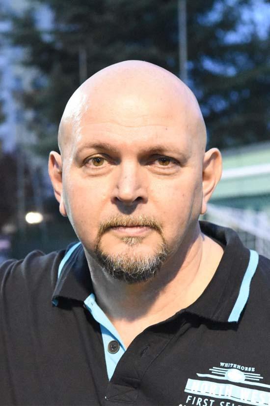 Antonio La Cedra       viceallenatore e preparatore portieri    -    Vizetrainer  und Tormanntrainer