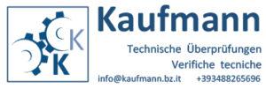 Kaufmann - verifiche tecniche
